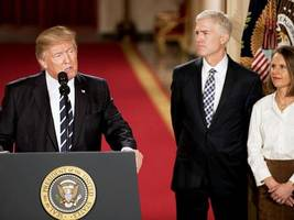 Neil Gorsuch Supreme Court Confirmation Hearing Date Set