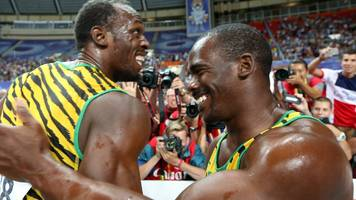 bolt's relay team-mate carter appeals over positive drugs test