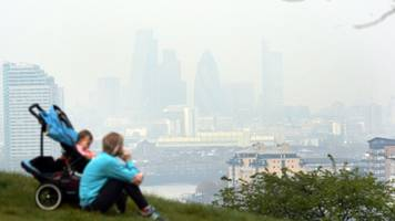 How can the UK reduce air pollution?