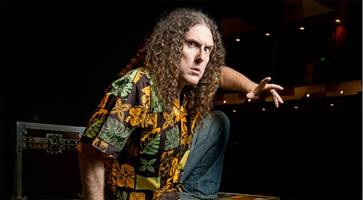 you can finally hear weird al's unreleased song about pac-man