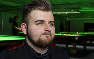 schoolboy snooker star pots his way to £3,500 despite defeat