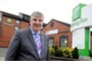 New manager for Holiday Inn Hull Marina is Nigel Dibb