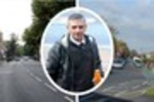 Wesley Wallis leads police on 70mph chase in Princes Avenue and...