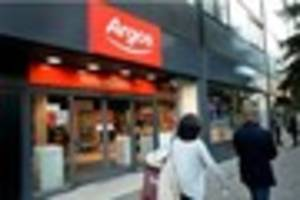 argos to pay back £2.4m refunds to thousands of store staff...