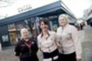 Plymstock's first Costa Coffee is open for business - take a...