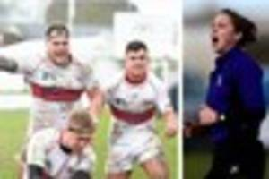 plymouth albion in historic rugby union milestone at loughborough...