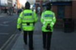 every police officer in staffordshire to be given spit guards to...