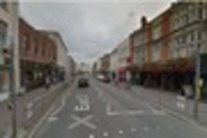 Public consultation on the planned pedestrianisation of Taunton...
