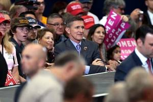 Flynn in Possible Legal Trouble After Lying To FBI Over Sanctions Conversation With Russia