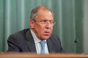 US Secretary of State Tillerson meets with Russia's Lavrov