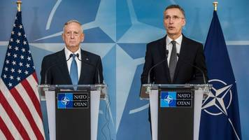 us warns nato: increase spending or we might 'moderate' support