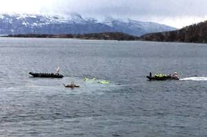 Several British tourists injured in Norway speed boat crash
