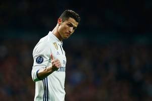 Real Madrid's Cristiano Ronaldo breaks former Manchester United and Wales star Ryan Giggs' Champions League assist record