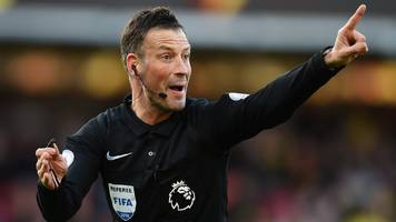 Mark Clattenburg: Premier League official to quit to take up job in Saudi Arabia