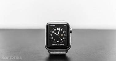 Apple Files Patent for Manual Winding Mechanism for Apple Watch