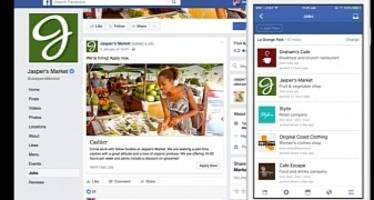 Facebook Helps People Find Work with New Job Posts from Businesses
