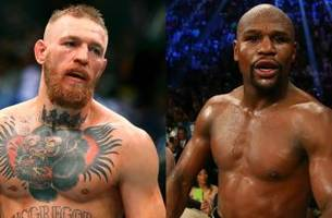 mcgregor knows he could knock mayweather's head 'clean off his shoulders'