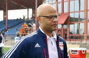 Red Bulls undergo front office shakeup as sporting director Ali Curtis leaves