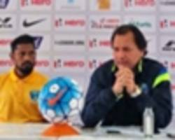 i-league 2017: mumbai fc's santosh kashyap- ''home and psychological advantage lies with us''
