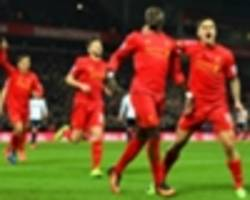 Liverpool are better than Manchester United and Arsenal, claims Molby