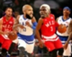 What if footballers played in the NBA? Howard & Pogba headline Goal's starting five