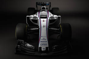 New year, new rules: Williams FW40 debuts updated Formula One cars