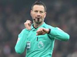 Mark Clattenburg quits Premier League for Saudi Arabia