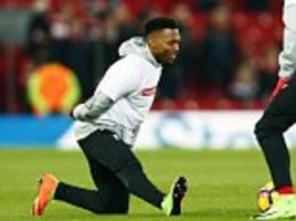 Daniel Sturridge sent home from Liverpool camp in Spain