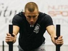 georges st-pierre signs new deal with ufc