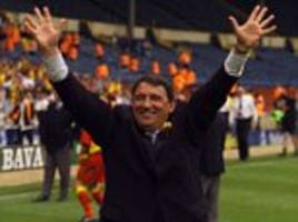 Watford confirm plans to build Graham Taylor statue