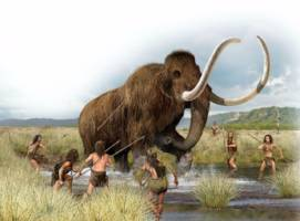 scientists who want to bring back the giant woolly mammoth say they could be roaming around in 10 years