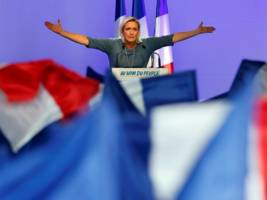 marine le pen wants to leave the euro — here's what that might mean for the 'new french franc'