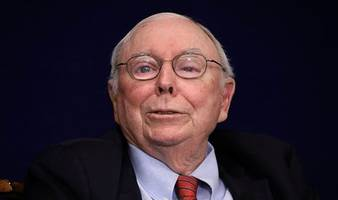munger's musings: trump's not wrong on everything; young people should shop less, learn more
