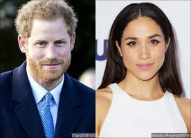 Report: Prince Harry and Meghan Markle Are Moving in Together