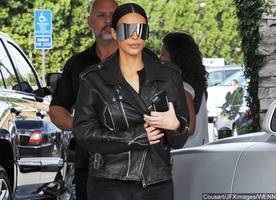 Kim Kardashian May Return to Paris for Fashion Week Despite Her Post-Robbery Trauma