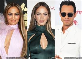 J.Lo and Shannon De Lima React to Rumors of Marc Anthony Dating 21-Year-Old Model