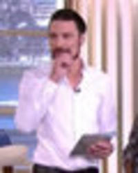 Chaos on This Morning as Rylan Clark's 'veneer' falls out