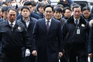 poll: how do you feel about the samsung heir's arrest?