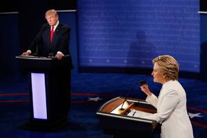 the 2016 election was a reality tv nightmare, so why would we want to watch it as fiction?