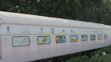 Science Express Climate Action Special to be flagged off today