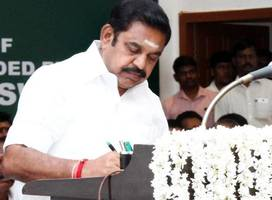 Tamil Nadu: Palaniswamy to seek vote of confidence on floor of  state Assembly tomorrow