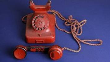 Adolf Hitler's phone up for auction; bids to start at $100k