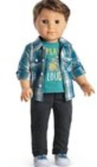 pastor irate after mattel's american girl introduces boy doll
