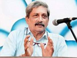 parrikar to probe allegations in deal for third gen atgms