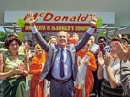 The Founder review by BRIAN VINER