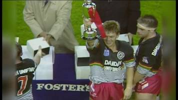 world club challenge: when wigan beat penrith in 1991