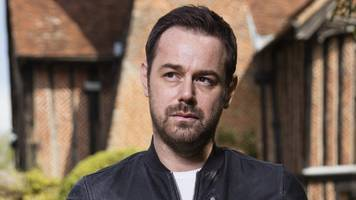 Danny Dyer taking 'short break' from EastEnders, BBC confirms