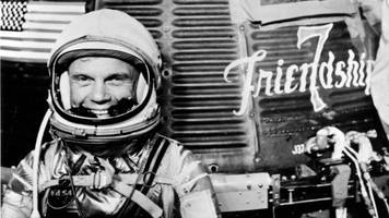 john glenn made history — without a college degree