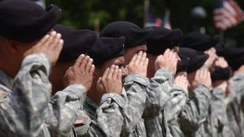 Report: National Guard Considered For Trump's Immigration Enforcement