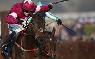 road to cheltenham: empire can strike back in the ryanair chase
